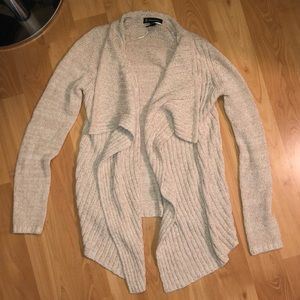 NWOT INC International Concepts scarf cardigan